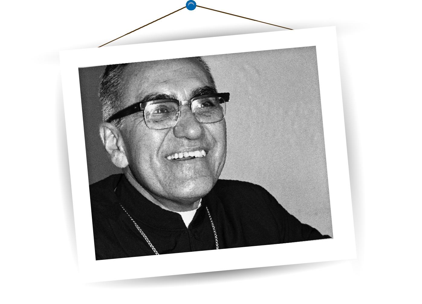 Mons. Romero Icon